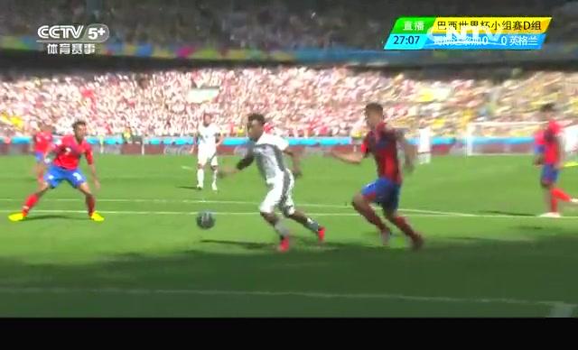 【哥斯达黎加集锦】哥斯达黎加0-0英格兰 三战不败晋级截图
