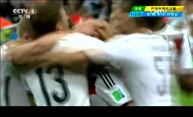 策划:世界杯难忘瞬间 德国重返世界之巅截图