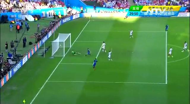 精华集锦:德国1-0阿根廷 加时赛格策绝杀截图