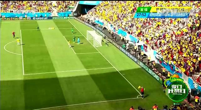 哥伦比亚2-1科特迪瓦 中场控制力决定比赛进程截图