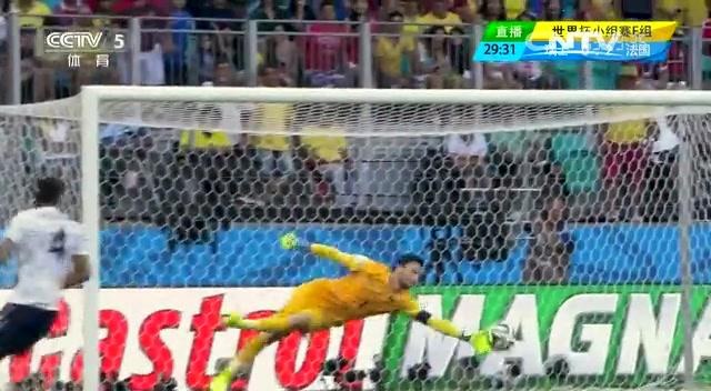 全场集锦:瑞士2-5法国 本泽马破门失点截图