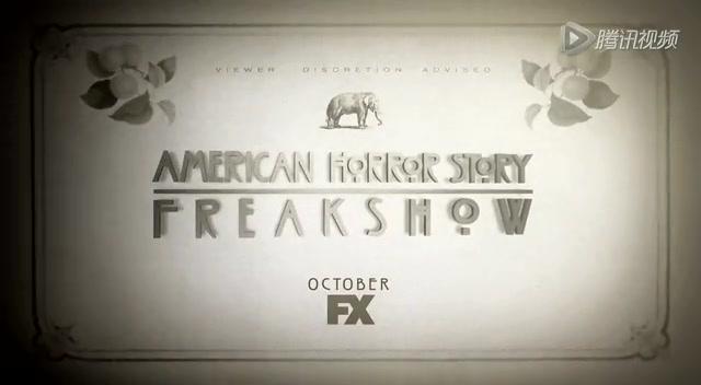 《美国恐怖故事第四季》唯美虐心预告截图