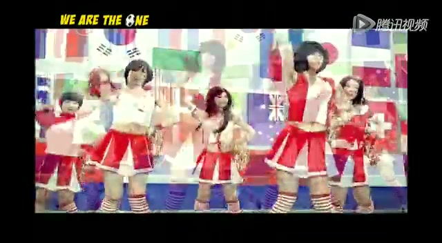 欢快mv为韩国加油; 柔术美女视频高清