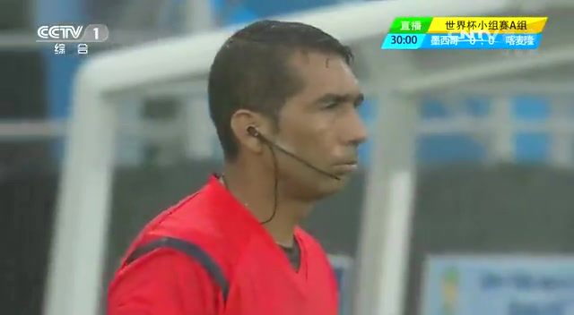 【争议】多斯桑托斯再次入球 无奈裁判不解风情截图