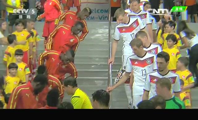 【花絮】博阿滕兄弟同室操戈 世界杯不缺兄弟档截图