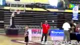 5岁篮球奇才超酷篮球秀 完美运球或成未来NBA巨星