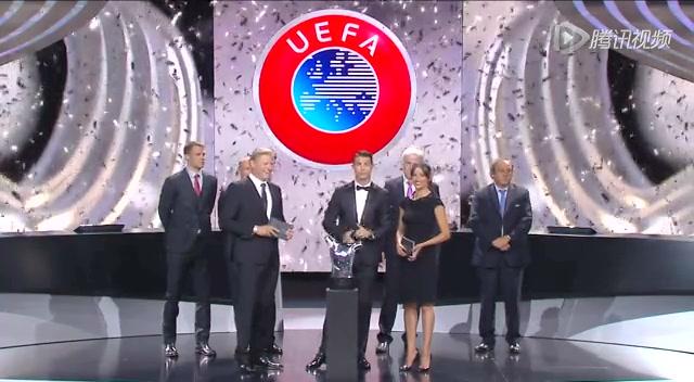13-14欧洲最佳球员 C罗力压诺伊尔罗本首次当选截图