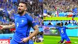 法国5-2冰岛进4强 吉鲁2球双核皆传射