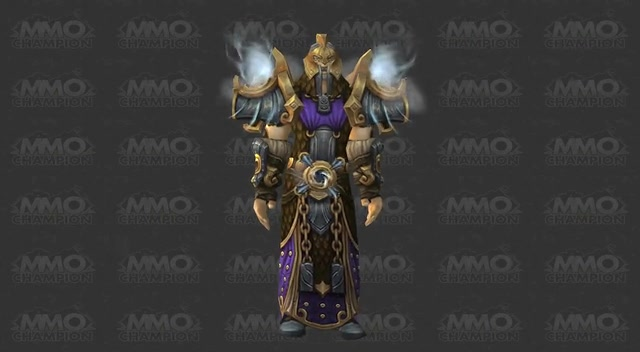 Warlords of Draenor - Tier 17 Shaman Armor Set截图