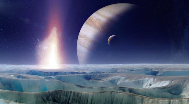 被8千米冰包裹的世界!木卫二地下海洋可能存在生命!