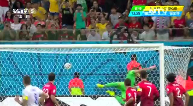 全场集锦:美国2-2葡萄牙 C罗助攻补时救主截图
