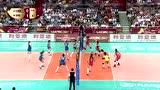 【全场回放】2017女排大奖赛中国1-3塞尔维亚