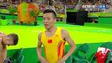男子蹦床决赛 董栋摘银高磊铜牌