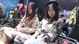 2016CJ美女SG集锦:空中网战车四姐妹大片