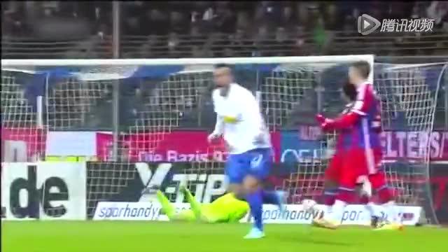 【集锦】热身赛拜仁5-1逆转 罗本2球阿拉巴复出截图