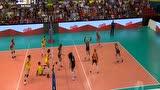 视频:魏秋月师妹传球失心狂!女排遭荷兰吊打