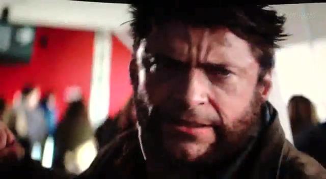 《金刚狼2》片尾彩蛋截图