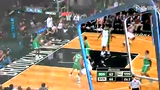 视频:绿军80-82篮网 KG缺阵篮网新援准绝杀