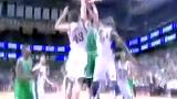 阿西克NBA生涯肆虐进攻集锦 白魔兽雄霸内线