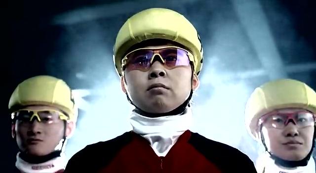 新朗逸助力中国短道速滑队视频截图