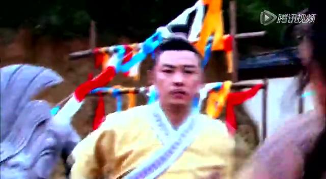 《隋唐英雄3 》高清版片花截图