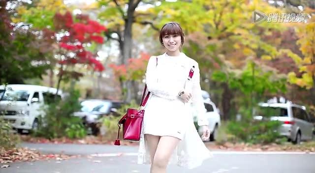 秋天衬衫搭配短裙 简约时髦混搭3LOOK截图