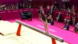 视频:体操女子平衡木决赛回放 邓琳琳摘金牌