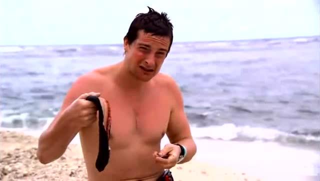 大真探 野外求生夫妻档 无人荒岛 - 腾讯视频