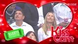 视频:NBA接吻游戏小贝吻小七 女汉子狂吻6男