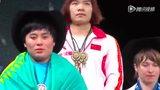 视频:举重世锦赛女子69公斤级 向艳梅包揽三金
