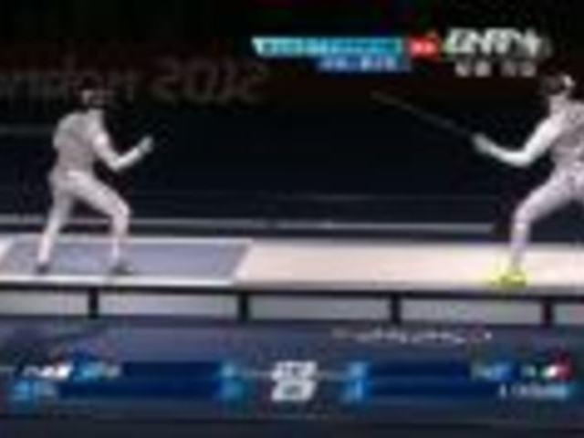 视频:卡萨拉精准一剑追平比分 冠军悬念依旧