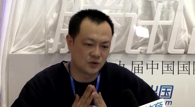 教育展专访:贵学教育创始人刘洪波截图
