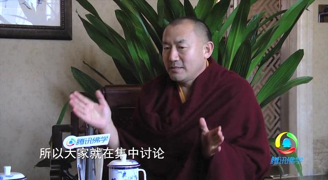 慈诚罗珠堪布:藏传佛教修行就是闻思修截图