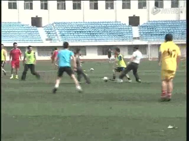 视频:新余市青少年校园足球指导员培训