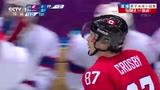 男子冰球加拿大VS挪威首局 场面够火爆!
