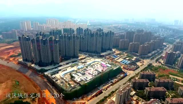 九江城市新地标 九江万达广场