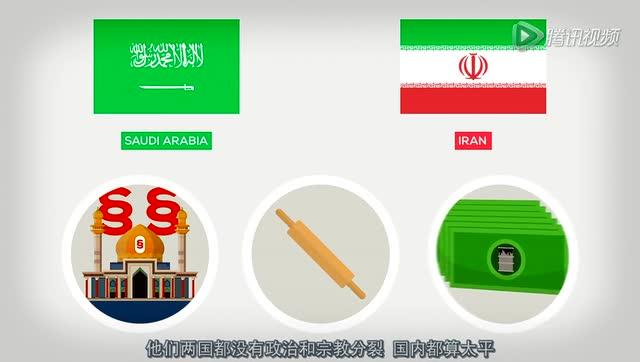 科普动画:五分钟看懂恐怖又有钱的ISIS截图