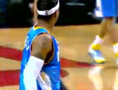 NBA巅峰战之掘金 艾弗森0.9秒绝杀开拓者截图