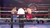视频:拳拳到肉势均力敌! 刘川微弱差距获胜