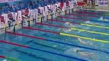视频:200米仰泳徐嘉余2分02 预赛第一顺利晋级