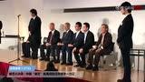 视频:绝艺获电圣战冠军 团队代表上台领奖