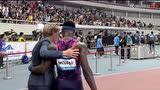 视频:不畏强敌!上海站110米栏谢文骏摘铜