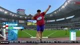 视频:巩立姣绝对优势夺冠 获世锦赛入场券