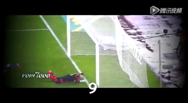 皇马门神洛佩斯十大扑救 单掌拒巴萨截图