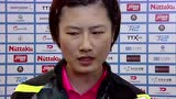 视频:国乒男女队双双3-0大胜 晋级亚锦赛四强