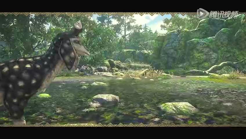 《怪物猎人OL》备战狩猎祭 不删档将临截图