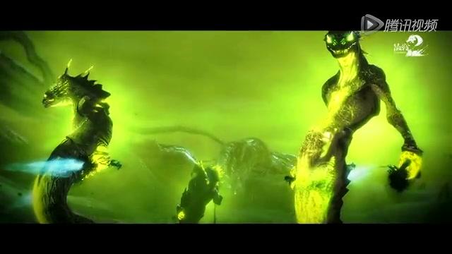 《激战2》热血魔幻诠释视频宣传片截图