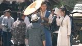 《琅琊榜之风起长林》幕后花絮:刘昊然独自举遮阳伞,旁边就是林奚