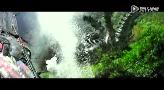 电影 电视 音乐 图片 娱评 人物  《变形金刚4》全新中文预告 柱子哥