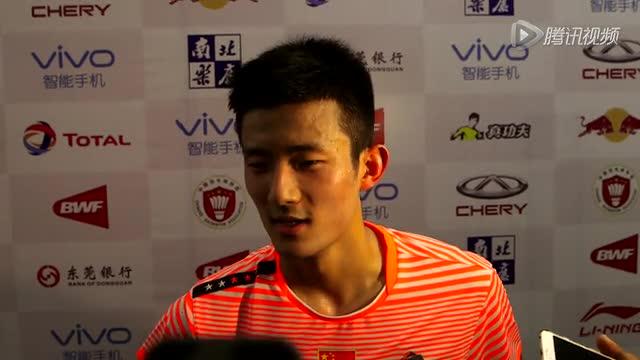 谌龙:李宗伟复出看点足 大家更期待他对决林丹截图